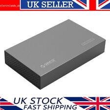 ORICO Aluminum 3.5 Inch USB 3.0 SATA III External Hard Drive HDD/SSD Enclosure