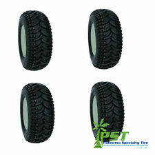 SET OF FOUR 22x11.00-8 All Terrain Golf Cart Tire 4 PLY 22x11-8 FREE SHIPPING