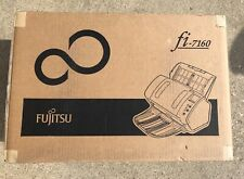 NEW! Fujitsu fi-7160 Sheet Fed Color Scanner Duplex 600Dpi FREE SHIPPING NIB NR