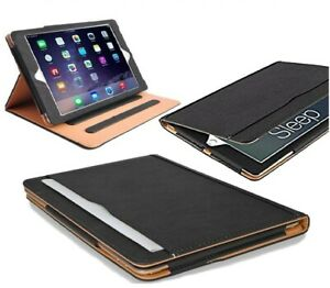 Leather Stand Flip Case Cover For Apple iPad 9.7 5th & 6th Generation iPad Air1