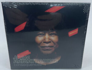 Joan Armatrading - Consequences - New & Sealed CD - C3