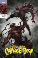 Web Of Venom Carnage Born 1 Marvel Skan Srisuwan Variant Amazing Spider-Man 361