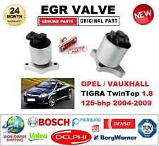 FOR OPEL VAUXHALL TIGRA TwinTop 1.8 125-bhp 2004-2009 Electric EGR VALVE 5-PIN