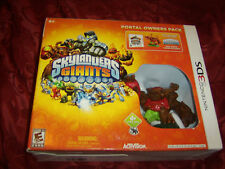 Skylanders Giants: Portal Owners Pack Tree Rex (Nintendo 3DS, 2012) NEW 6+