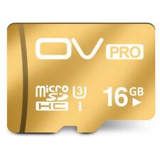 16G UHS-1 U3 High Speed Micro SD TF Memory Card Class10 16 GB SDHC  SDXC 4K Ex