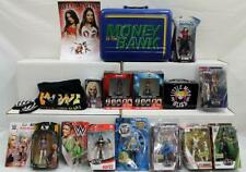 Lot of 18 Wrestling Figures and Other Items-Alexa Bliss, Sting & More Nib, Nr