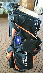 NFL Logo Golf Club bag - Cincinnati Bengals