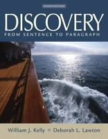 Discover From Sentence to Paragraph Annotated Instructor's Edition - NEW