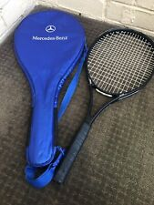 New listing Mercedes Benz Graphite (Kuebler Design)-Grip4-Strung with cover