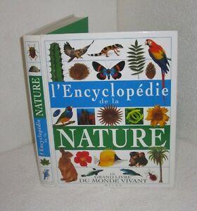 L'encyclopédie de la nature.Le grand ivre du monde vivant.Milan SF19