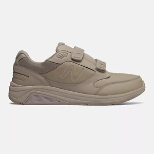 NWB New Balance Men's Hook and Loop Leather 928v3 Color Tan FREE SHIPPING