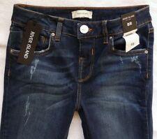 River Island Denim Straight Leg Jeans for Women