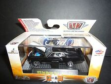 M2 Ford Mustang Mach 1 351 1970 Black 1/64 32600-33