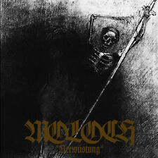 Moloch-Verwustung CD Raw Black Metal / Dark Ambient formation from Rivne