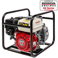 "2"" Honda GX160 Gas Industrial Semi Trash Portable Centrifugal Water Pump"