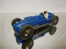 DINKY TOYS 230 TALBOT LAGO F1 RACING CAR - BLUE 1:43 - GOOD CONDITION