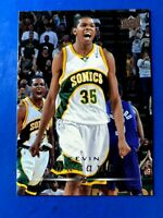 2008-09 Upper Deck #177 Kevin Durant Seattle Supersonics Basketball Card