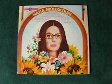 """NANA MOUSKOURI """"Mon enfant""""  25 cm 10"""" LP LIVRE-DISQUE PHILIPS 6461 035 Oussenko"""