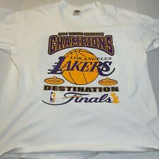 "*Kobe Bryant* Vintage 2004 Finals*Playoffs* ""0.4 Lucky Shot""* Lakers sz xx Rare*"