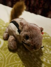 Ty - Beanie Babies - Chipper the Chipmunk With Tag - Teddy Collectible Toy