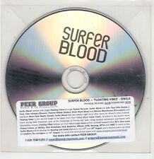 (GU222) Surfer Blood, Floating Vibes - DJ CD