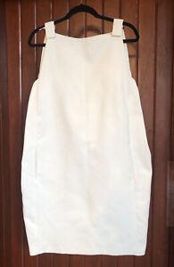 Bottega Veneta white Sleeveless Dress Size 42