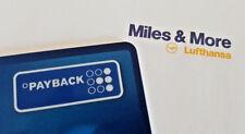10.000 Payback Punkte 1:1 Übertrag in Miles & More Meilen
