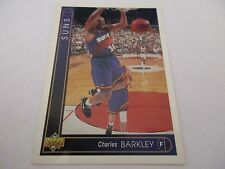 Carte NBA UPPER DECK 1993-94 FR #1 Charles Barkley Phoenix Suns