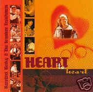 Barefoot Becky Heart to Heart New Polka CD Accordion +
