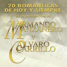 20 Romnticas de Hoy y Siempre...de la Inspir de Armando Manzanero y Alvaro (AM)