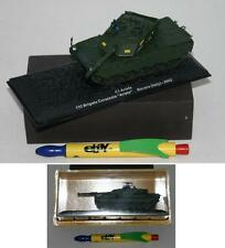 C1 ARIETE ITALY 2002 Die Cast METAL MODEL Scale 1/72 TANK Rare ALTAYA with CASE
