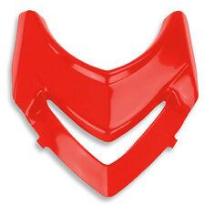 NEW POLARIS PREDATOR 500 FIGHTING RED PLASTIC VENTED HOOD CAP