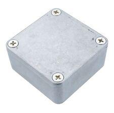 1590LLB Genuine Hammond Diecast Aluminium Enclosure Box (50 x 50 x 25mm)