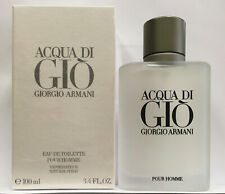 Giorgio Armani Acqua Di Gio 3.4oz / 100ml Men's Eau de Toilette New