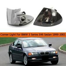 Left Side Corner lights Turn Signal Lamps For BMW 99-01 E46 3-SERIES 4D Sedan