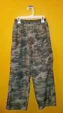 Boys Camouflage Reversible Winter Heavyweight Pants
