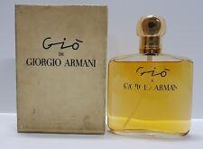 GIO Giorgio Armani eau de parfum 100ml spray,  hard to find.