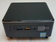 Intel NUC7 i5 BNH Mini PC with 16GB RAM, Samsung 970 EVO 250GB SSD, Win 10 Pro