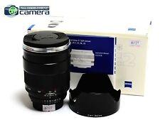 Zeiss Distagon 35mm F/1.4 ZF.2 T* Lens Nikon Mount *MINT- in Box*