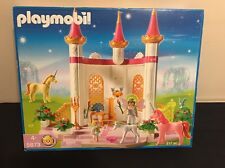 Playmobil ~Fairy Tale Unicorn Palace Castle~5873~Fast Shipping~NIB Xmas Toy