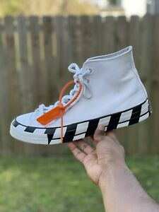Converse Chuck Taylor All Star 70's Hi Off-White  163862C Size 10.5