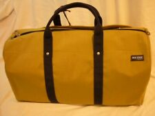 Jack Spade Crosstown Duffle Green Brand New Nylon Canvas