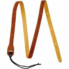 Fender Mandolin Strap Tobacco SUEDE-ceinture pour mandoline