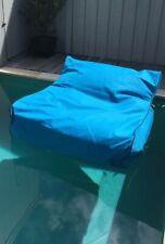 Floating Bean Bag Waterproof Xl Pool Float Bean Bag for Water / Patio Zip Cover