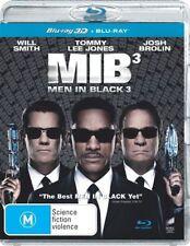 MEN IN BLACK 3  (3D BLU-RAY) (2012) [NEW BLURAY]