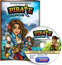 Pirate Chronicles - Sammleredition - PC - Windows VISTA / 7 / 8 / 10