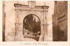 Tarjeta Postal GRANADA. - Cartuja. Puerta de Entrada.