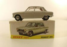 Dinky Toys F n° 510 Peugeot 204 made in Spain en boite