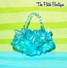 MONSTER HIGH ABBEY BOMINABLE DOT DEAD GORGEOUS DOLL OUTFIT REPLACEMENT ICE PURSE