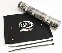 BMW C650 GT 2014 R&G Racing Shocktube SHOCK9BK Black